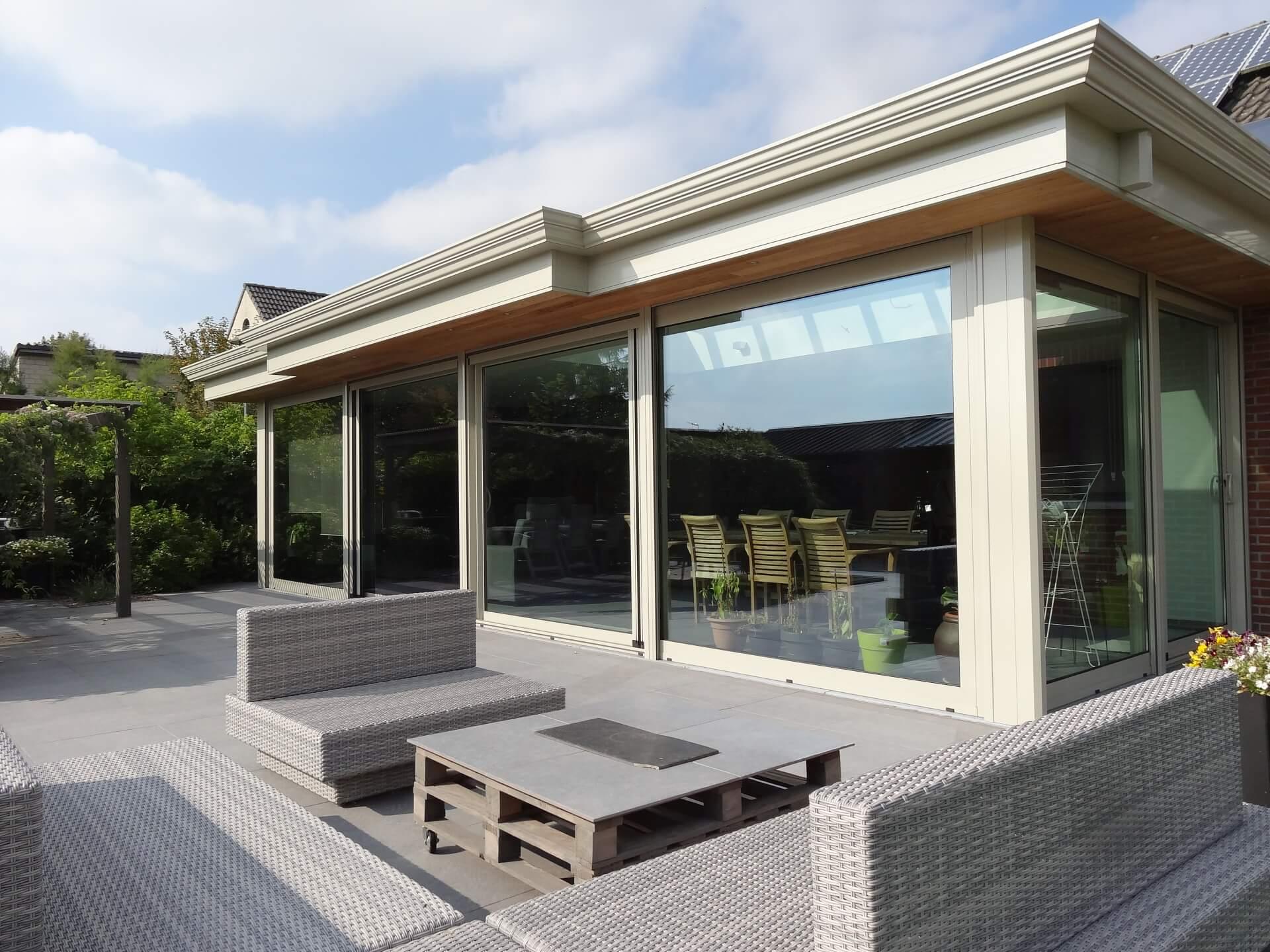 Uw leefveranda of veranda op maat residence veranda s