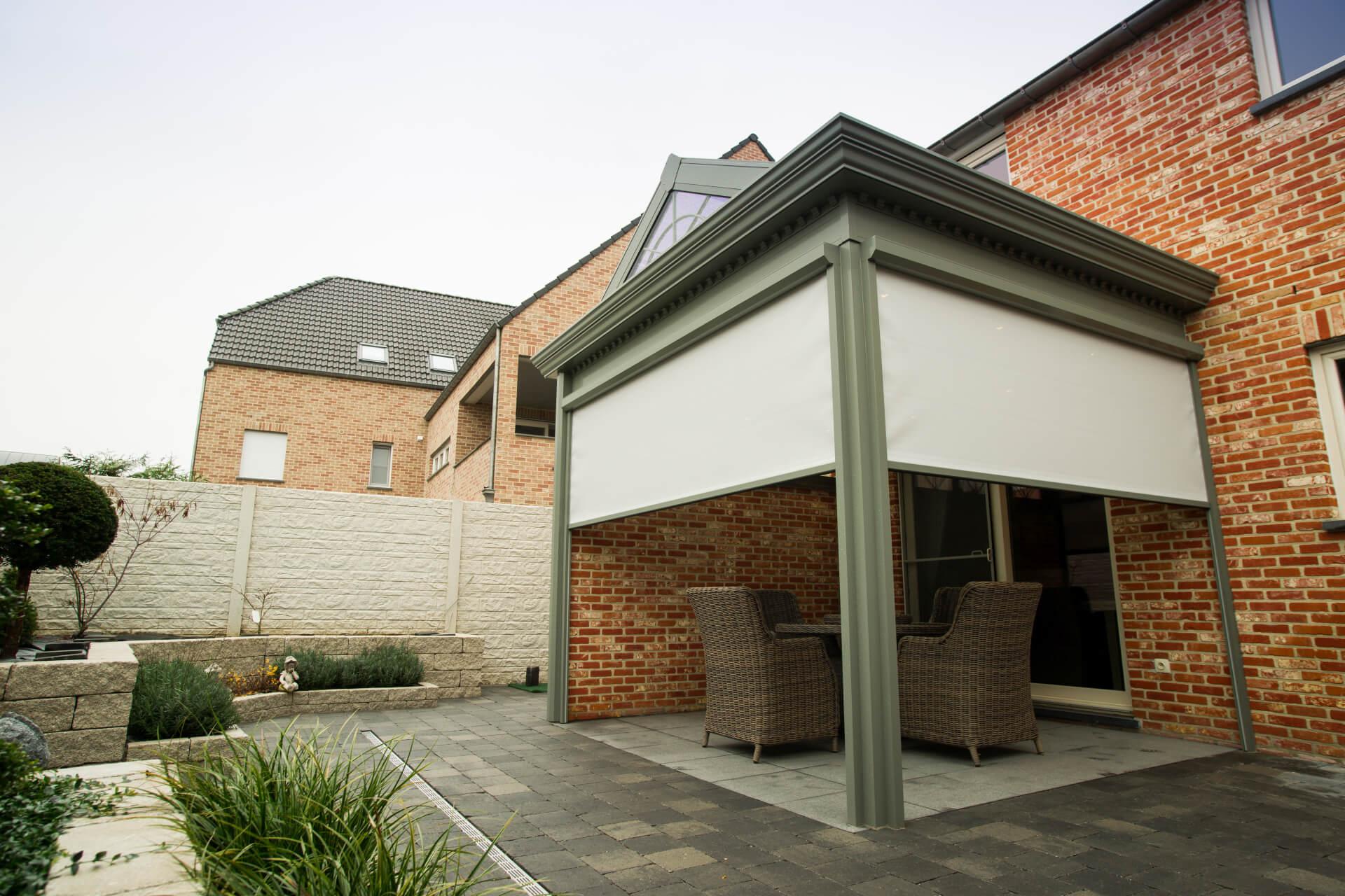 Uw pergola of terrasoverkapping op maat residence veranda s